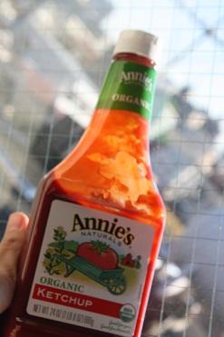 Annie's Naturals, Organic Ketchup, 24 oz (680 g)