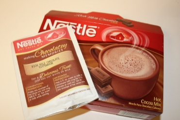 Nestle Hot Cocoa Mix, Rich Milk Chocolate Flavor, 10 Envelopes, 0.71 oz (20.2 g) Each