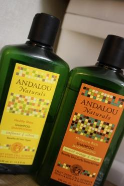 Andalou Naturals, Moisture Rich Shampoo