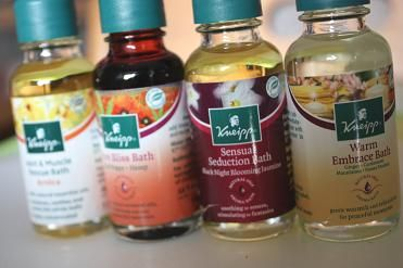 Kneipp, Collection of Ten Baths, 10 Bottles, 0.68 fl oz (20 ml) Each