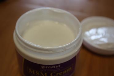 MRM, MSM Cream, Extra Strength, 4 oz 1
