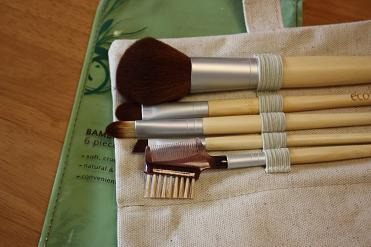 EcoTools, Bamboo 6 Piece Brush Set