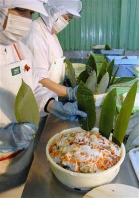 「いずし」の漬け込みが最盛期 甘酸っぱい冬の北海道の郷土食