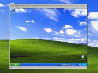 仮想PC画像