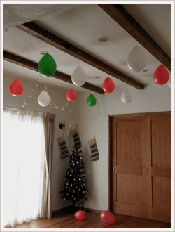 クリスマス飾りつけ-2