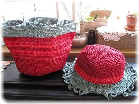 苺帽子(夏)