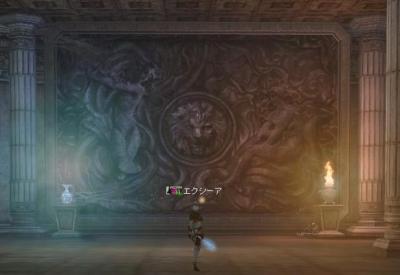 忘れられた神殿