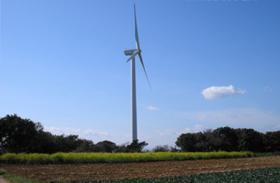 細谷風力発電所(1500kW)