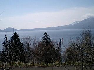 支笏湖遠景