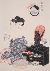 江戸時代の化粧道具「板紅」の世界