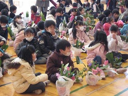 花の楽しみ方教室