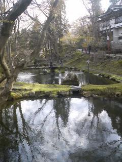 盛岡城址公園