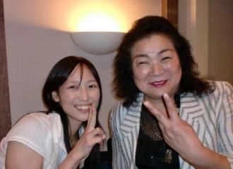 はーべーるママと夢ちゃん