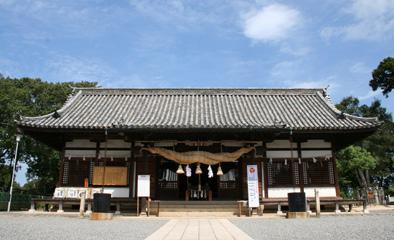 113-03阿智神社拝殿-1
