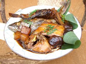 06-03旬魚の煮付け