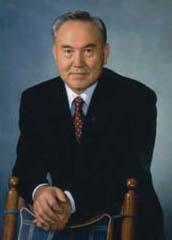 カザフスタン大統領