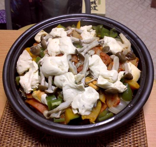 韓国風タジン鍋