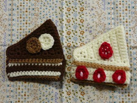 エコたわし ショットケーキ 1