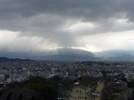松山城 8