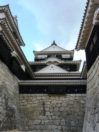 松山城 10