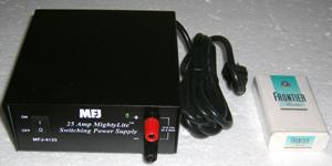 MFJ-4125 XU用電源