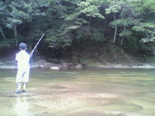 釣するポテオ