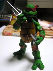 亀フィギア5