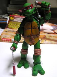 亀フィギア6