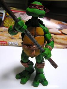 亀フィギア8