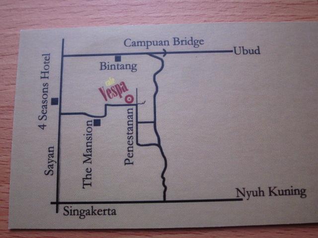 cafe Vespa_地図