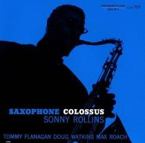Saxphone Colossus