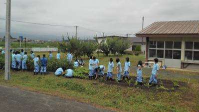 ②花巻農業の生徒さんたち