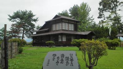 ⑤賢治先生の家
