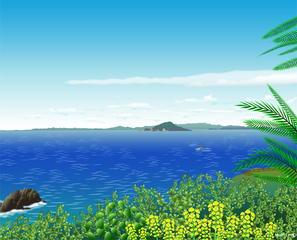 風景のイラスト