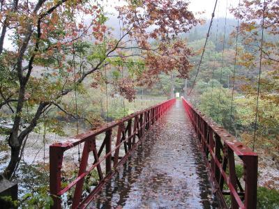 赤い橋・・