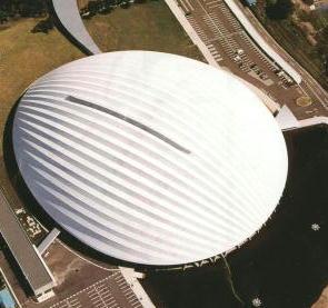 大館樹海ドームの写真