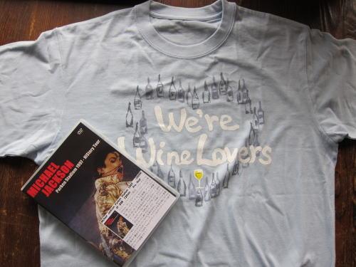 Tシャツ&マイケル