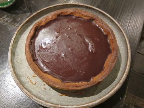 チョコレートケーキ1