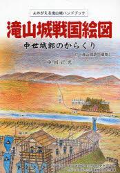 滝山城戦国絵図