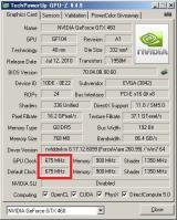 GPU-Z 460