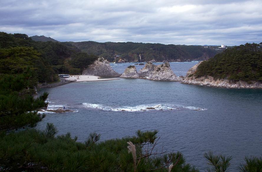 浄土ヶ浜-2007.10.19
