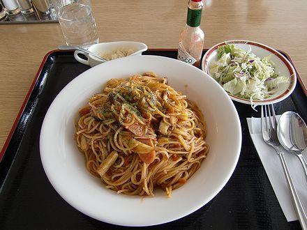 大盛スパゲティ