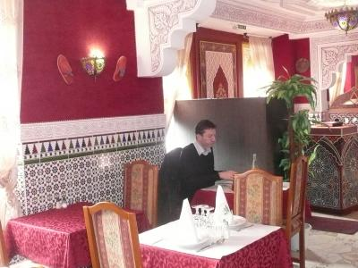 モロッコレストラン1