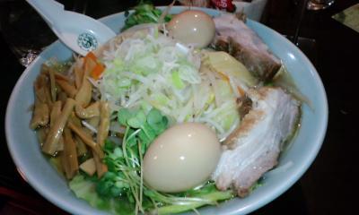 特製味噌タンメン