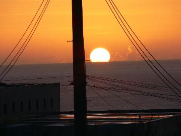 2010628夕日