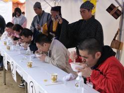 第10回水戸納豆早食い世界大会