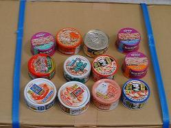ミニ缶各種