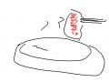 20100615-015555 カブトガニ 「しゃぶしゃぶ」