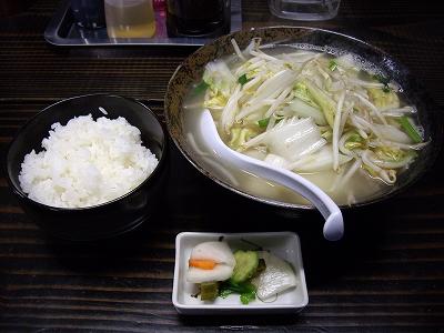 かっちゃん定食1-20091107