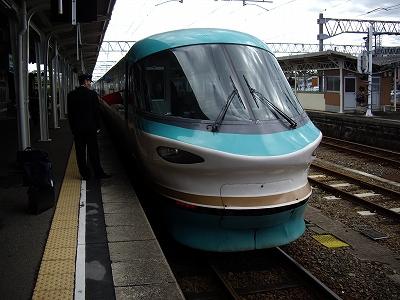 オーシャンアロー新宮駅20091114